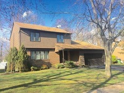 Edison Single Family Home For Sale: 5 Sussex Court