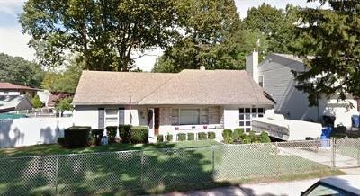 Iselin Single Family Home For Sale: 140 Warwick Street