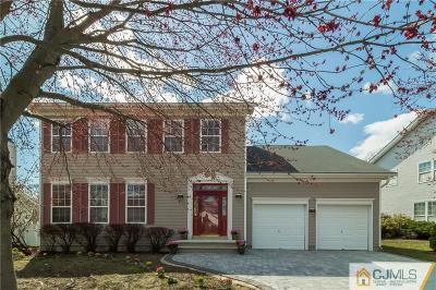 Monmouth County Single Family Home For Sale: 124 Bramble Drive