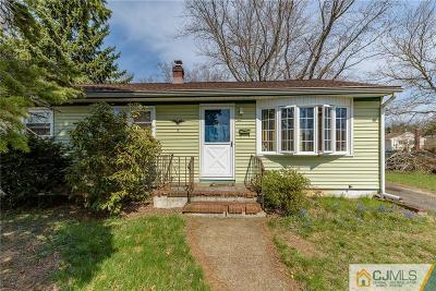 Monmouth County Single Family Home For Sale: 5 Aldrich Drive