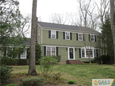 East Brunswick Single Family Home For Sale: 47 Yorktown Road