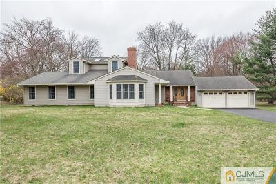 Somerset County Single Family Home For Sale: 491 Knollwood Drive