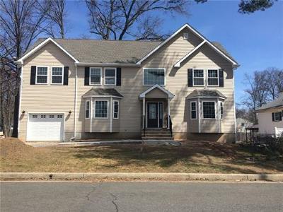 Piscataway Single Family Home For Sale: 151 Blackford Avenue