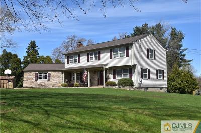 Monmouth County Single Family Home For Sale: 140 Windham Way