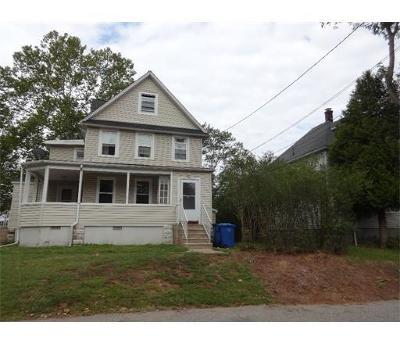 Piscataway Multi Family Home For Sale: 150 Levgar Street