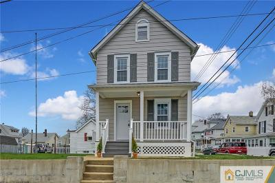 Sayreville Single Family Home For Sale: 35 Little Broadway Street