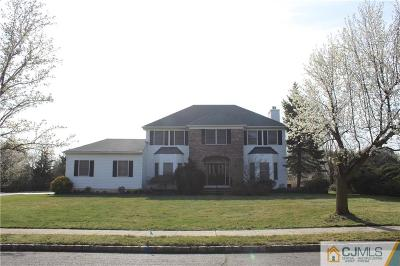 Monroe Single Family Home For Sale: 4 Cedar Brook Road