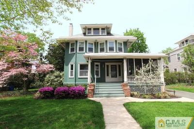 Single Family Home For Sale: 19 Grant Avenue