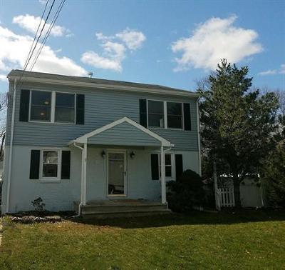Woodbridge Proper Single Family Home For Sale: 155 Schoder Avenue