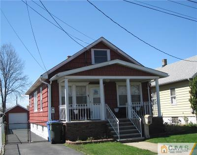 Fords Single Family Home For Sale: 7 Joyce Place