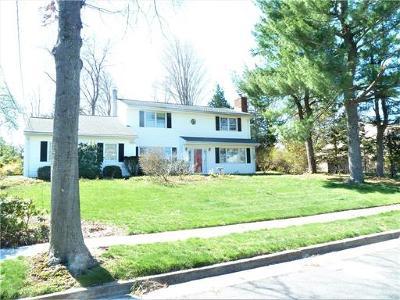 Piscataway Single Family Home For Sale: 461 Hillside Avenue