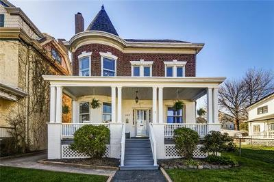 Perth Amboy Single Family Home For Sale: 163 Water Street