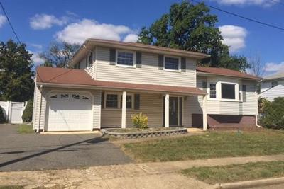 Sayreville Single Family Home For Sale: 112 Weber Avenue