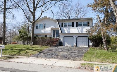 Piscataway Single Family Home For Sale: 10 Boxwood Road