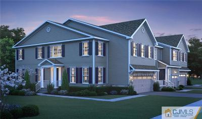 Monroe Condo/Townhouse For Sale: 20 Periwinkle Drive
