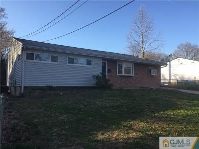 Old Bridge NJ Single Family Home For Sale: $299,500
