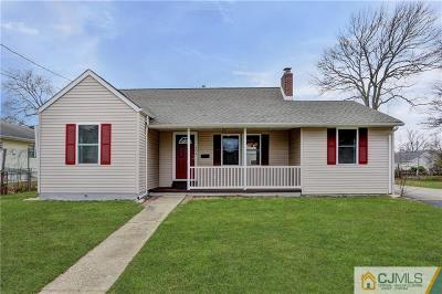 Monmouth County Single Family Home For Sale: 35 Irving Place