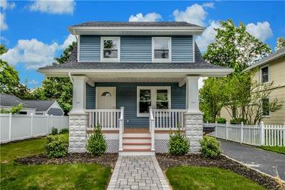 Metuchen Single Family Home For Sale: 2 Park Place