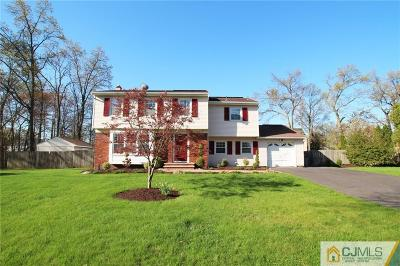 Piscataway Single Family Home For Sale: 10 Spruce Lane