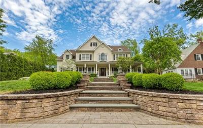 Metuchen Single Family Home For Sale: 86 Linden Avenue