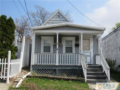 Perth Amboy Single Family Home For Sale: 330 Alpine Street