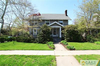 Single Family Home Sold: 203 Grant Avenue