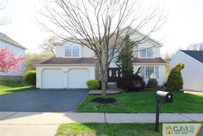 Sayreville Single Family Home Active - Atty Revu: 11 Kimball Dr West Drive