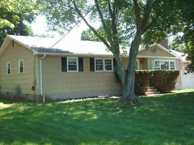 Somerset County Single Family Home For Sale: 341 Willow Road