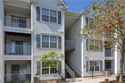 Edison Condo/Townhouse For Sale: 1624 Waterford Drive #1624