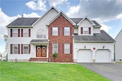 Piscataway Single Family Home For Sale: 50 Carriage Drive