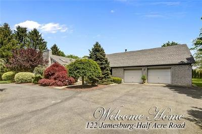 Single Family Home For Sale: 122 Half Acre Road