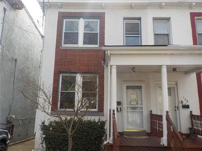 Perth Amboy Multi Family Home For Sale: 110 Rector Street