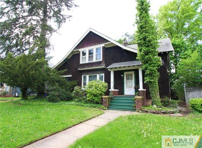 Single Family Home For Sale: 307 Grant Avenue