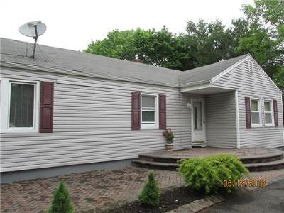 Monroe Single Family Home For Sale: 155 Prospect Plains Road