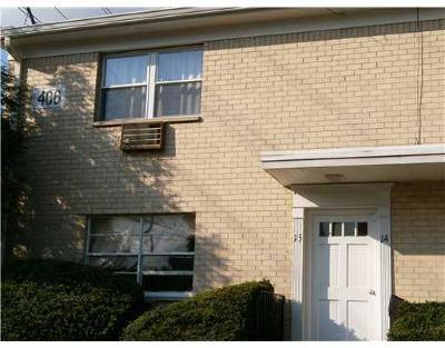 East Brunswick Condo/Townhouse For Sale: 406 Cranbury Road