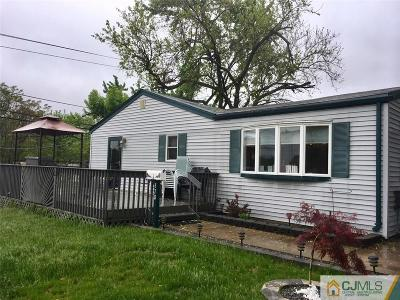 OLD BRIDGE Single Family Home For Sale: 378 Laurence Parkway
