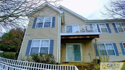East Brunswick Condo/Townhouse For Sale: 2401 Cypress Lane #1