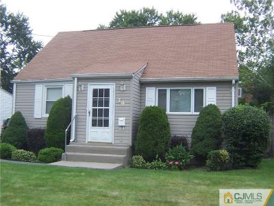 Colonia Single Family Home For Sale: 14 W Cliff Road