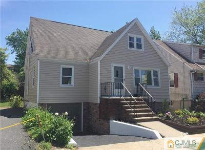 Fords Single Family Home For Sale: 10 Ling Street