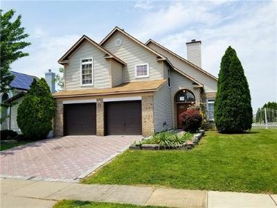 Sayreville Single Family Home For Sale: 20 Major Drive