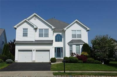 Monroe Single Family Home For Sale: 5 Baltusrol Court