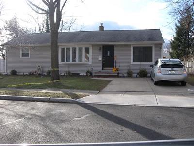 East Brunswick Single Family Home For Sale: 33 Burnham Road
