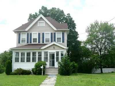 Somerset County Single Family Home For Sale: 50 Cedar Street