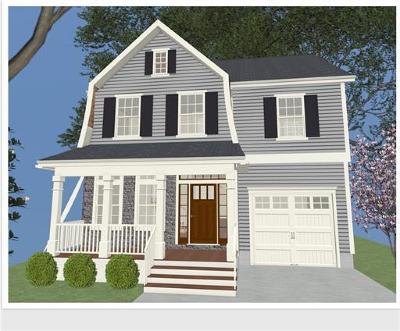 Metuchen Single Family Home For Sale: 76 Maple Avenue