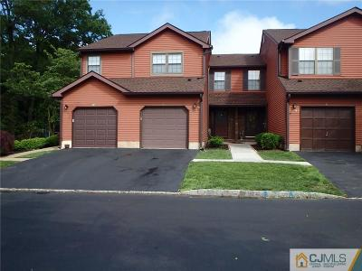 Somerset County Condo/Townhouse Active - Atty Revu: 85 Bayberry Drive