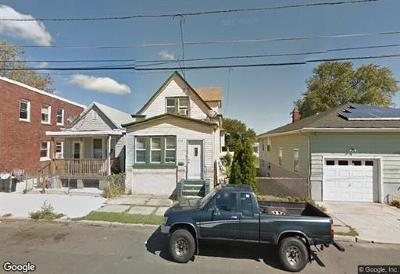 Perth Amboy Single Family Home For Sale: 398 Lawrence Street