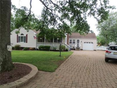 Piscataway Single Family Home For Sale: 317 New Durham Road