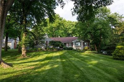 Metuchen Single Family Home For Sale: 94 Linden Avenue
