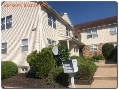 Piscataway Condo/Townhouse For Sale: 293 Dorset Court #293