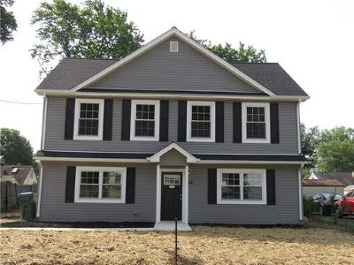 Edison Single Family Home For Sale: 44 Caldwell Road